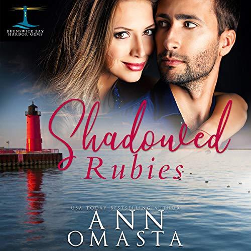 Shadowed Rubies audiobook cover art