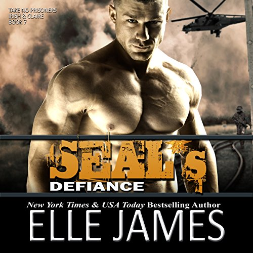 SEAL's Defiance audiobook cover art