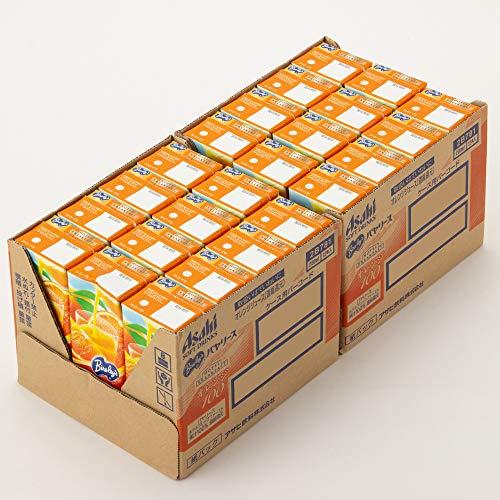 アサヒ飲料バヤリースホテルブレックファーストオレンジ100200ml×24本