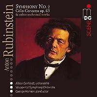 Rubinstein: Symphony 2/Cello-Concert