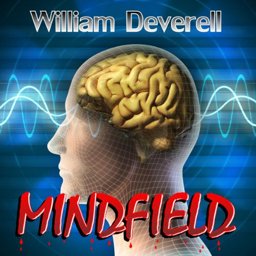 Mindfield audiobook cover art