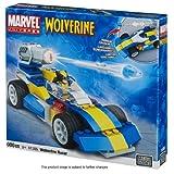 Marvel Mega Bloks 91285 Wolverine Racer