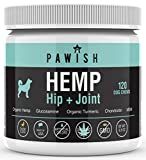 RESTORE YOUR DOG'S JOINT HEALTH: Glucosamine Chondroitin with MSM naturally restores your dog's joint health by improving mobility, relieving pain and slowing the joint's aging process. We have also added Organic Turmeric which acts as a natural aid ...