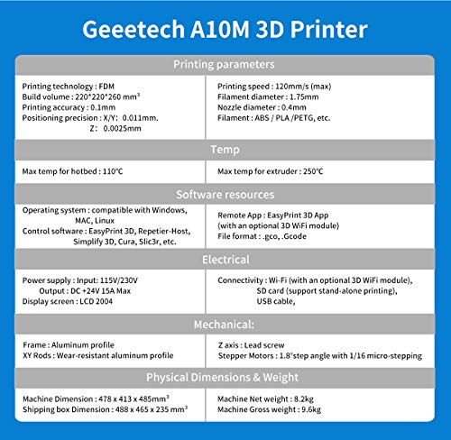 GEEETech – A10M - 7