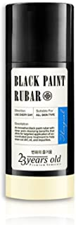 23 Years Old Black Paint Rubar - A cleansing stick bar with charcoal to erase black and white heads (1.6 oz)