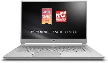 MSI P65 Creator 8RE-020 Thin Bezel Gaming/ Productivity Laptop 15.6