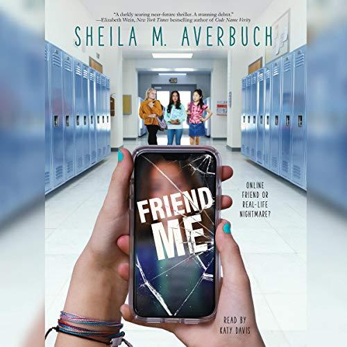 Friend me Sheila Averbuch. cover