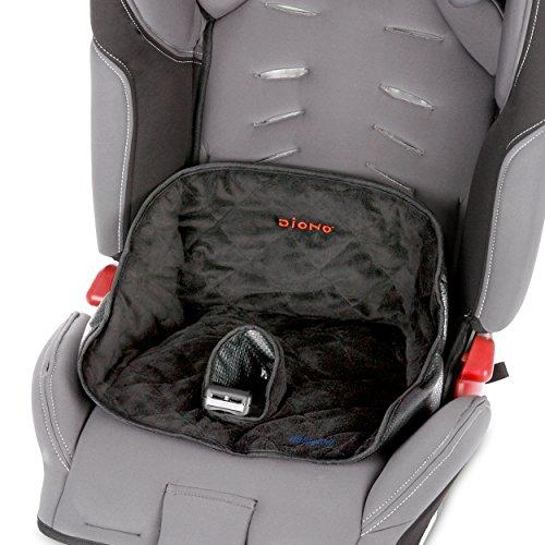 Diono Ultra Dry Seat, Black/Silver