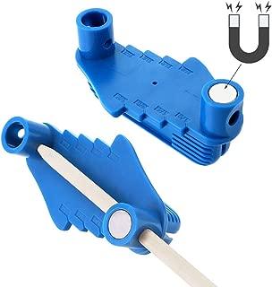 NXKang Rockler Centre Offset Marking Tool 53098 Fits Standard Wooden Pencils Marking Tool Positioning Measuring Ruler