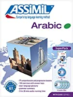 Superpack Arabic (Book + CDs + 1cd MP3): Arabic Self-Learning Language Method (With Ease Series)