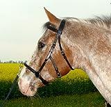 Horka Cavecon - Serreta franco-ibérica para caballos pura sangre