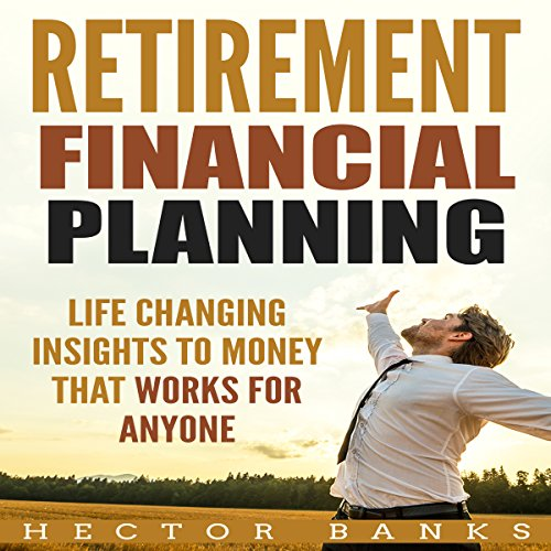 Retirement Financial Planning audiobook cover art