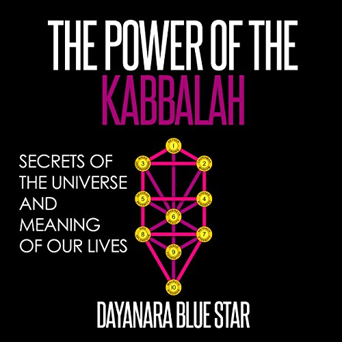 The Power of the Kabbalah audiobook cover art