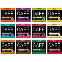 VIAGGIO ESPRESSO - 120 Cápsulas de Café Compatibles con Máquinas Nespresso (GRAN COLECCIÓN)