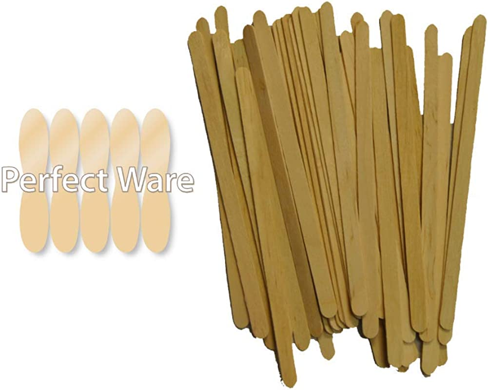 7 Wooden Coffee Stirrer Box Of 1 000ct