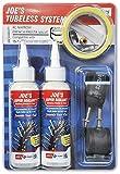 Joe's No Flats Kit conversione Tubeless MTB 26' 15-17mm Valvola Presta