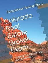 Colorado Real Estate Broker Exam: Practice Test for Licensing & Certification