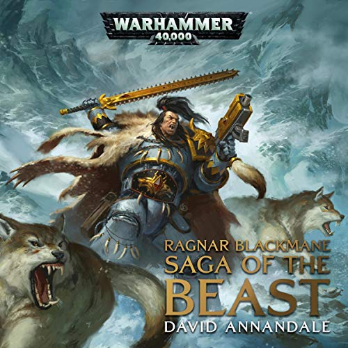 Couverture de Saga of the Beast