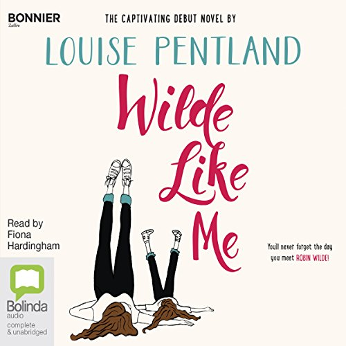 Wilde Like Me audiobook cover art