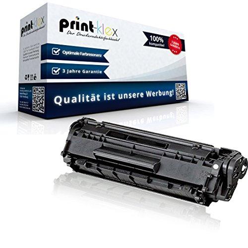 Print-Klex Kompatible Tonerkartusche für HP LaserJet Pro M1219nfMFP M1219nfsMFP P1100Series P1101 P1102 P1102w P1103 P1104 CE285A HP85A HP 85A Black XXL