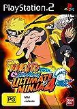 Ultimate Ninja 4: Naruto Shippuden [Importación Inglesa]