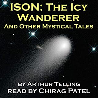 ISON, the Icy Wanderer audiobook cover art