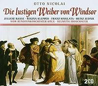 ニコライ:歌劇「ウィンザーの陽気な女房たち」