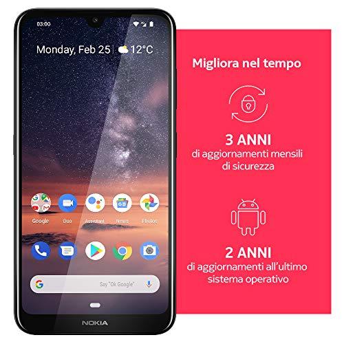 Nokia 3.2 Black Libre