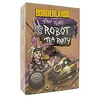 ボーダーランド:タイニーティナのロボットティーパーティー。