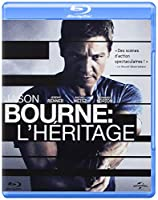 Jason Bourne : l'héritage [Blu-ray]