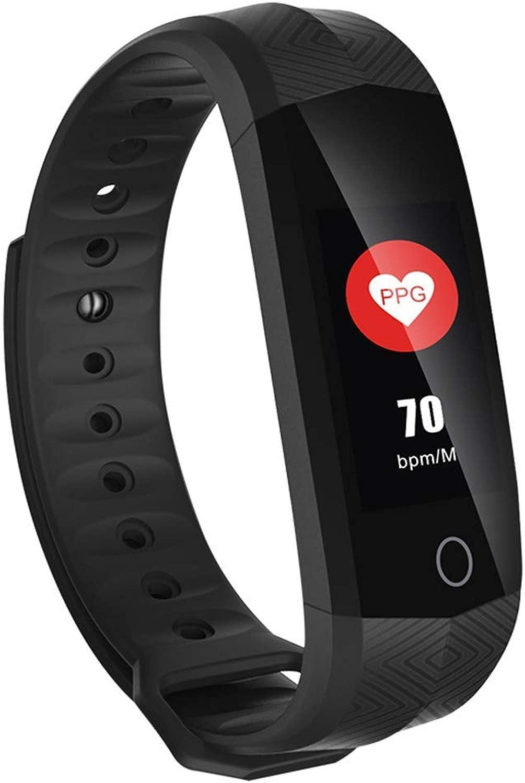 YA-Pedometri Fitness-Arm d Farbdisplay wasserdichte Herzfrequenz Smart Arm d Activity Tracker Smart Arm d