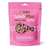 Sojos Lamb Plus Topper Dog Food