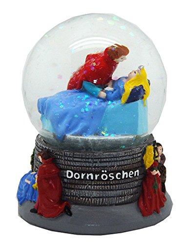 Minium Collection 30037 Märchen Schneekugel Dornröschen 65mm