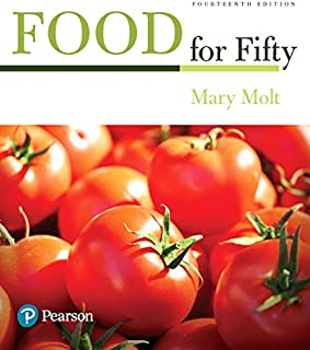 Food for Fifty (14th Edition) (What's New in Culinary & Hospitality)