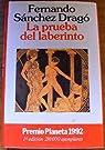 La prueba del laberinto par Sánchez Dragó
