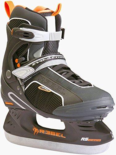 Rebel Schlittschuhe Express Hockey Skates Herren Größe 39-40