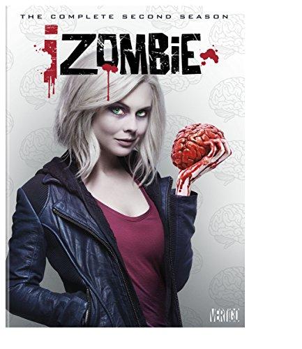 Izombie: The Complete Second Season (4 Dvd) [Edizione: Stati Uniti]