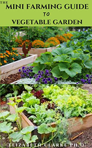 THE MINI FARMING GUIDE TO VEGETABLE GARDEN: Everything You Need To Know On How Grow Vegetable In A Small Space And Maximized Harvest