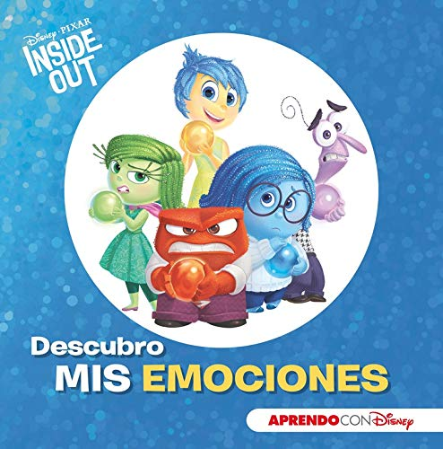 Inside Out. Descubro mis emociones con Disney