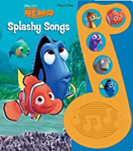 Finding Nemo Splashy Songs (Little Music Note)