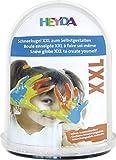 Heyda - Set para crear tu propia bola de nieve (tamaño XXL, 110 x 140 mm)
