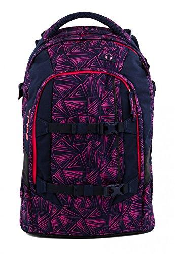 Satch Schulrucksack-Set 2-TLG Pack Pink Bermuda Rosa