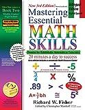 Mastering Essential Math Skills Book 2, Bilingual Edition - English/Spanish (Spanish Edition)