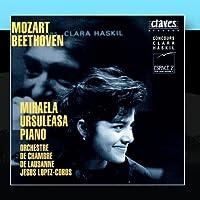 XVIth Clara Haskil Competition 1995 by Orchestre De Chambre De Lausanne & Jesus Lopez-Cobos Mihaela Ursuleasa