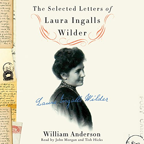The Selected Letters of Laura Ingalls Wilder cover art