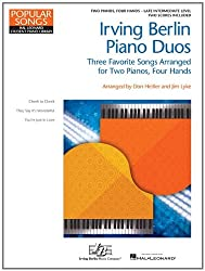 Irving berlin piano duos piano