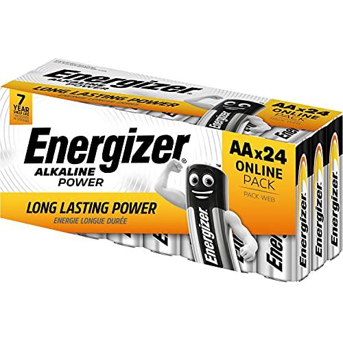 Energizer AA Batteries, Alkaline...
