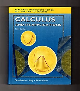 Calculus and Its Applications--Annotated Instructor's Edition 0131105787 Book Cover