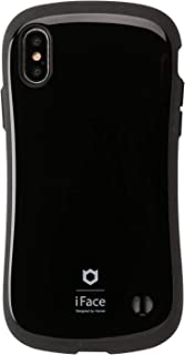 iFace First Class Standard iPhone XS/X ケース [ブラック]