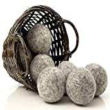 NaturalThings Organic All Natural Wool Dryer Balls
